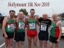 Hollymount 10k 7th nov 2010
