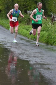 Sean Murphy (Mayo AC) with