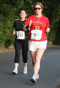 Stefanie Cleary and Orlagh McHale