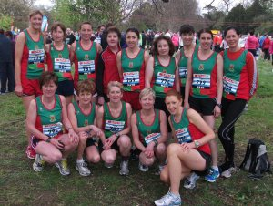 ready to run...Phoenix Park 2012