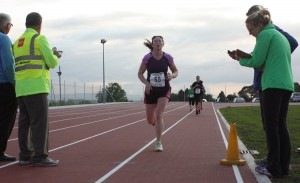 Finish off the series in style with lap of the Claremorris track