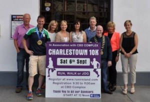Charlestown 10k organisers say all are welcome to run, jog, walk