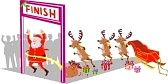 7046147-santa-claus-and-reindeers-winning-the-race