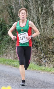 Chris Gallagher gold medal F35 National 10k team (pictured at Kilmovee)