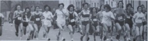 Start of the 1983 Women
