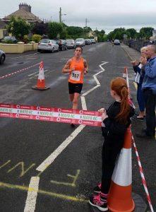Irishtown 8k: Kathy Gleeson first woman and overall winner 31:04