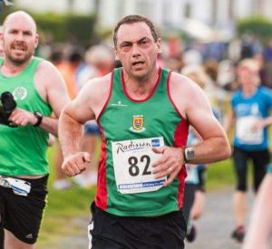Michael Toughey in the Streets of Galway 8k